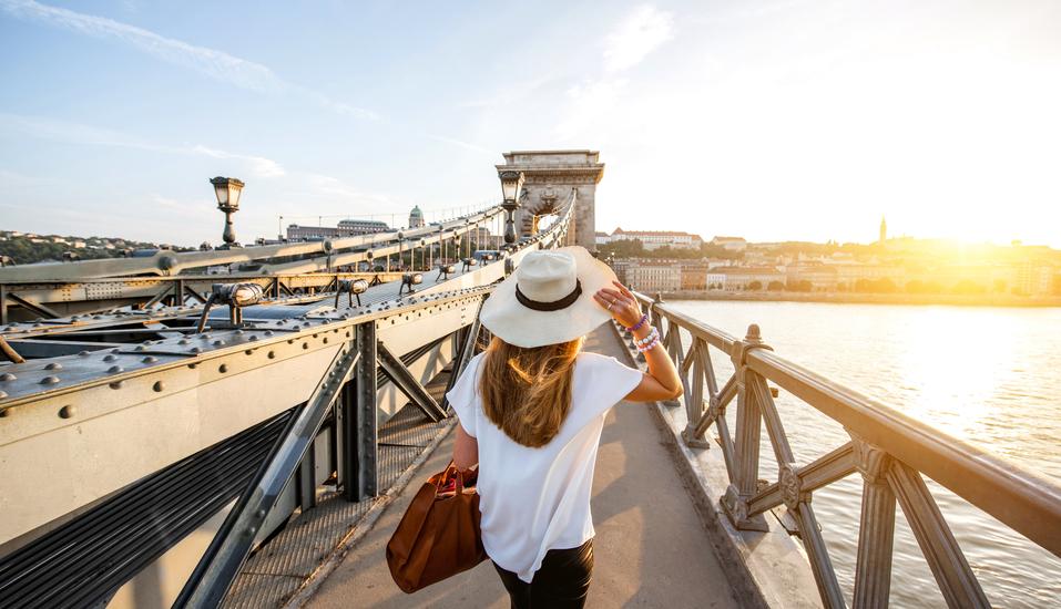 MS VistaFidelio, Kettenbrücke Budapest