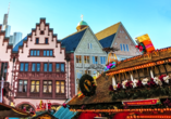 MS VIVA INSPIRE ab/an Frankfurt, Weihnachtsmarkt Frankfurt