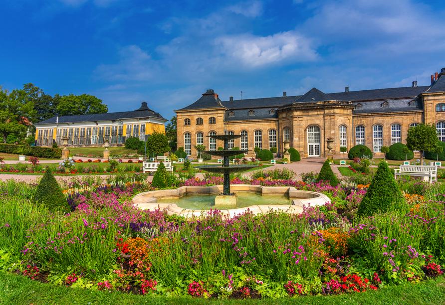 Quality Hotel am Tierpark, Orangerie Gotha
