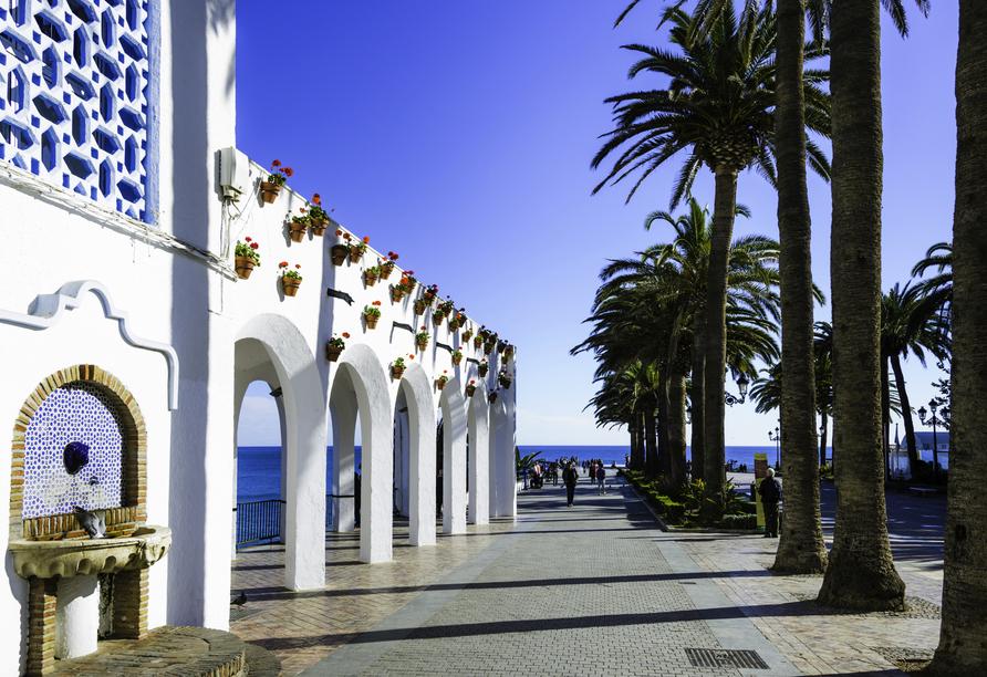 Andalusien und seine Schätze, Nerja