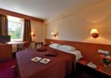 Beispiel eines Doppelzimmers im Beispielhotel Art Inn Hotel