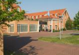 Hotel NH Schwerin, Außenansicht