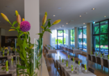 TAGUNGSHOTEL Jesteburg, Restaurant