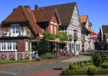 TAGUNGSHOTEL Jesteburg, Fachwerkhäuser Jork