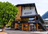 Hotel der Siegeler in Mayrhofen, Außenansicht