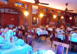 Hotel Lungomare in Marina d'Andora, Restaurant