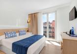 Beispiel eines Doppelzimmers im Hotel THB Felip Class