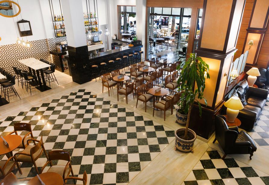 Freuen Sie sich auf eine schöne Zeit im Hotel THB Felip Class.