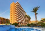 Hotel Sol Don Pablo by Melia in Torremolinos, Außenansicht