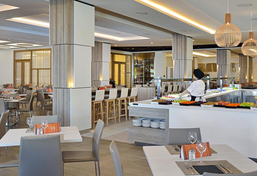 Hotel Sol Don Pablo by Melia in Torremolinos, Restaurant