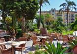 Hotel Sol Don Pablo by Melia in Torremolinos, Außenbereich