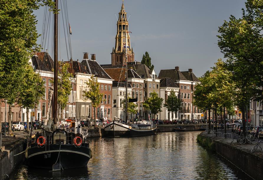 MS Rhein Prinzessin, Groningen
