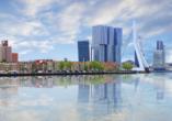 MS Rhein Prinzessin, Rotterdam