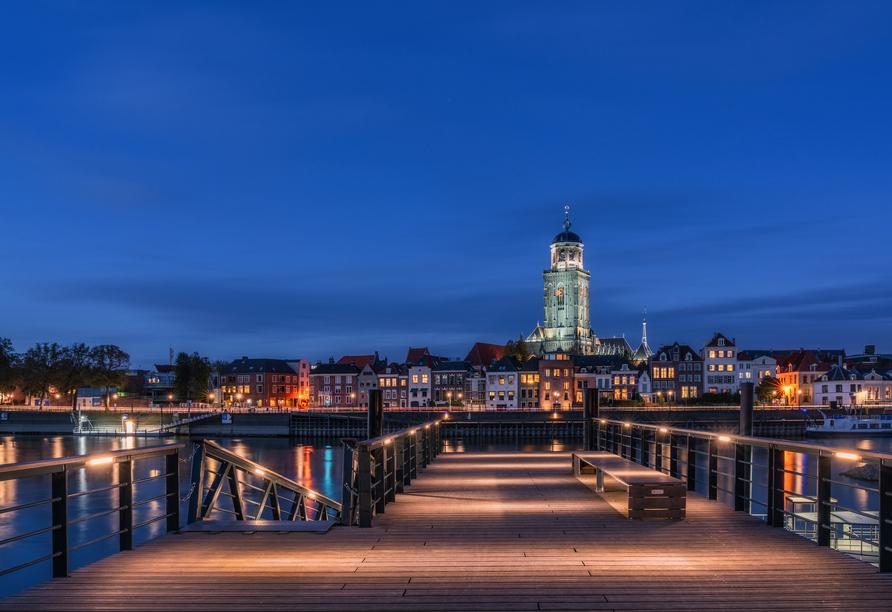 MS Rhein Prinzessin, Deventer