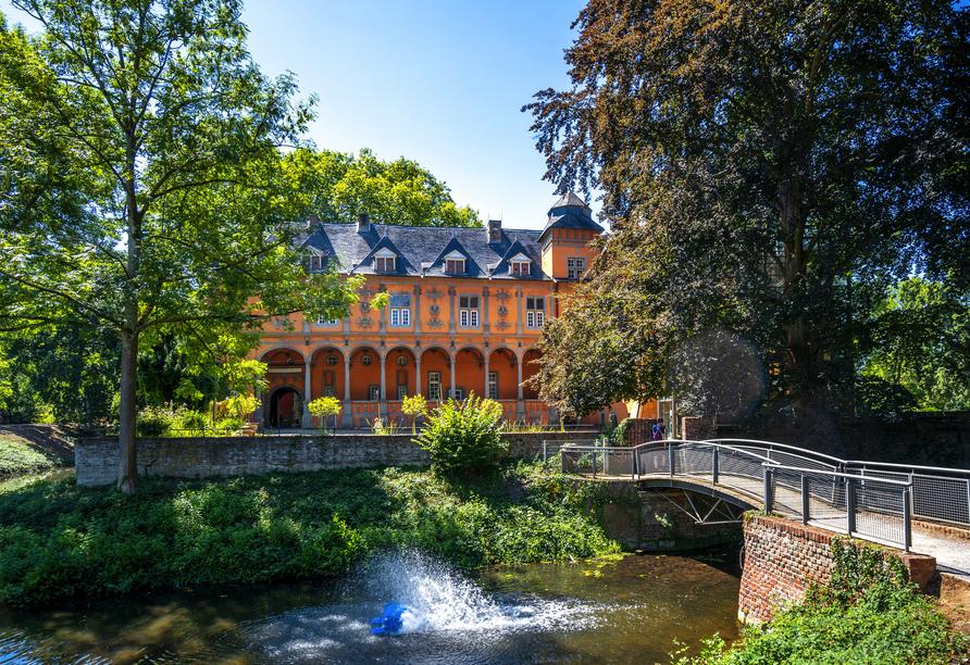 Mercure Parkhotel Mönchengladbach, Schloss Rheydt