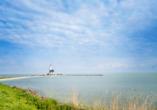 MS Rhein Prinzessin, Blick auf das Ijsselmeer