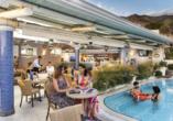 Hotel Sorriso Thermae Resort, Poolbar