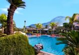 Hotel Sorriso Thermae Resort, Außenbereich