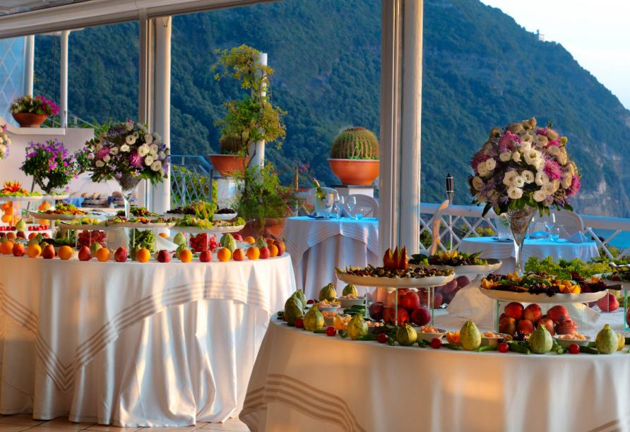 Hotel Sorriso Thermae Resort, Buffet
