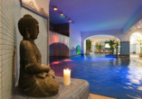 Hotel Sorriso Thermae Resort, Thermal-Innenpool