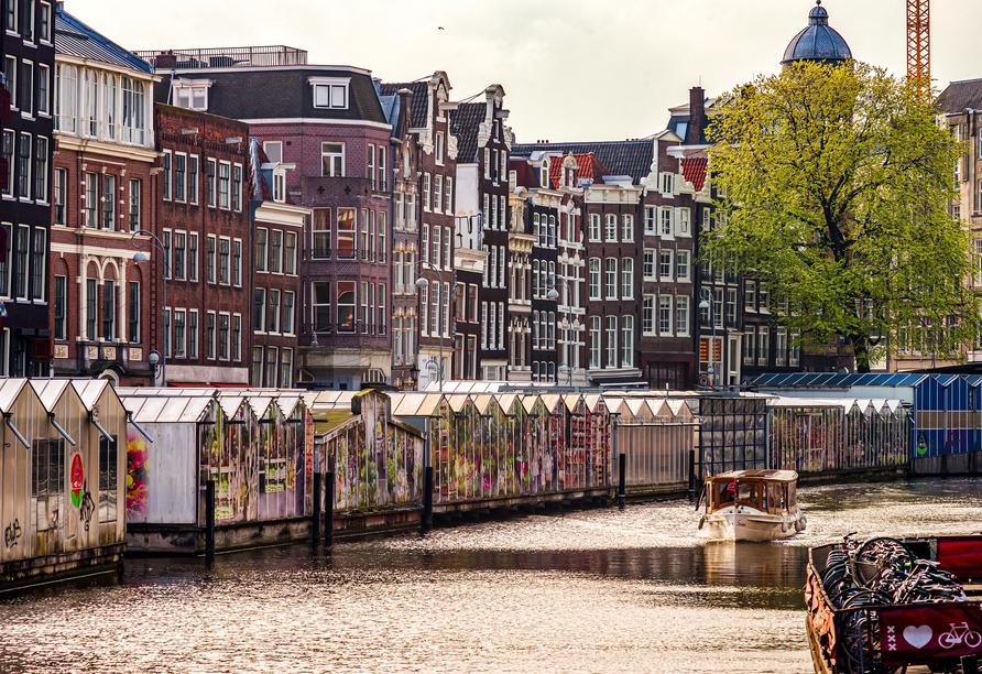 MS Rhein Prinzessin, Amsterdam