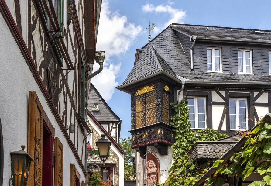 MS Asara, Rüdesheim