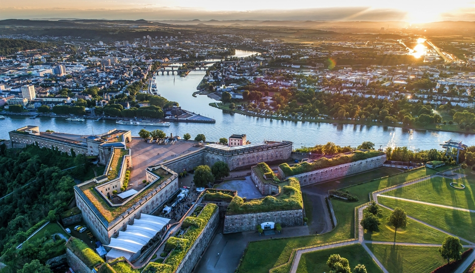 MS Alena, Koblenz