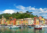 Hotel Lungomare in Marina d'Andora, Portofino