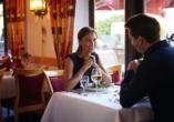 Sporthotel zum Hohen Eimberg, Restaurant