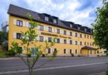 Erzgebirgshotel Freiberger Höhe, Außenansicht