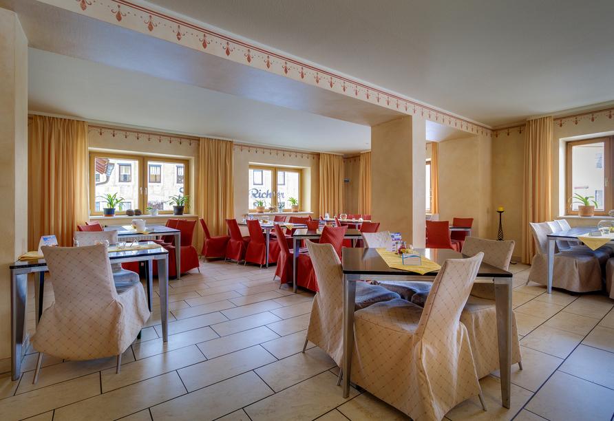 Erzgebirgshotel Freiberger Höhe, Restaurant