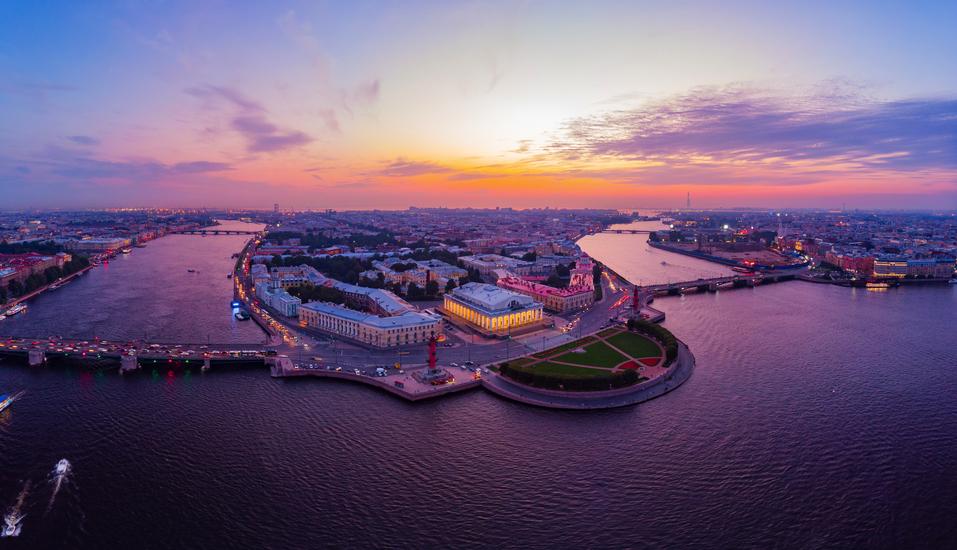 MSC Preziosa, St. Petersburg