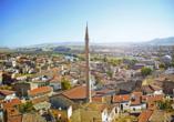 Blick auf die Töpferstadt Avanos