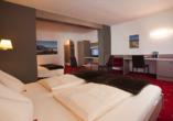 Hotel Bruno in Fügen, Familienzimmer