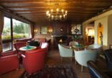 Hotel Bruno in Fügen, Kaminzimmer