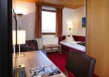 Hotel Bruno in Fügen, Einzelzimmer