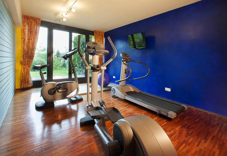 Hotel Bruno in Fügen, Fitnessbereich