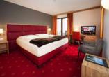 Hotel Bruno in Fügen, Doppelzimmer