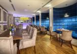 An der Bar Ihres Beispielhotels Hotel Suhan können Sie leckere Getränke genießen.