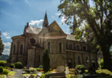 Die Pfarrkirche St. Laurentius