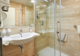 Beispiel eines Badezimmers im OREA Spa Hotel Cristal