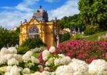 Marienbad wird nicht ohne Grund als Perle Tschechiens bezeichnet.