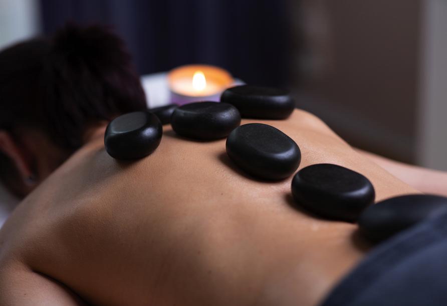 Im OREA Spa Hotel Cristal werden diverse Heil- und Wellnessanwendungen angeboten