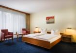 Beispiel eines Doppelzimmers Standard im Acora Hotel Bochum Living the City