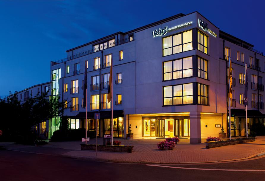 Victor's Residenz Hotel Erfurt, Hotel Außenansicht