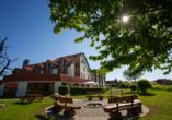 Best Western Hotel Erfurt-Apfelstädt, Außenansicht