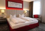 Best Western Hotel Erfurt-Apfelstädt, Beispiel eines Standardzimmers