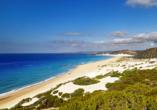 Der Norden Zyperns und seine unberührte Natur, Golden Beach