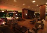 Der Norden Zyperns und seine unberührte Natur, Restaurant im Beispielhotel Acapulco Resort & Spa