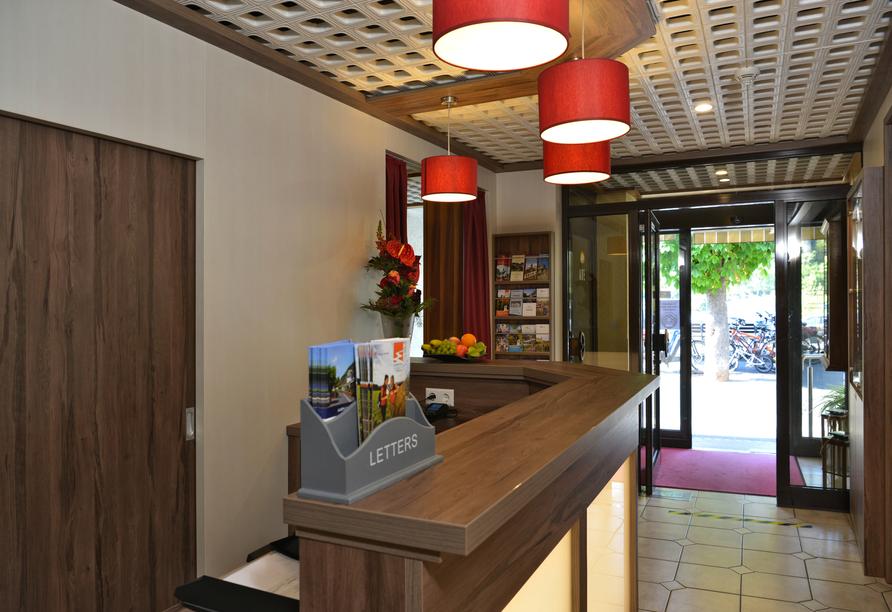 Moselhotel Burg-Café Alken, Rezeption